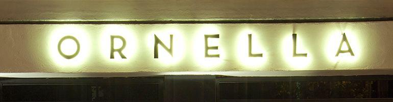 Ornella Italiano Restaurante Velazquez Madrid Tenemosqueir