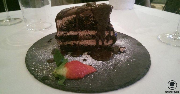 A Tierra del Queiles Tenemosqueir A Tomar Tarta de Chocolate