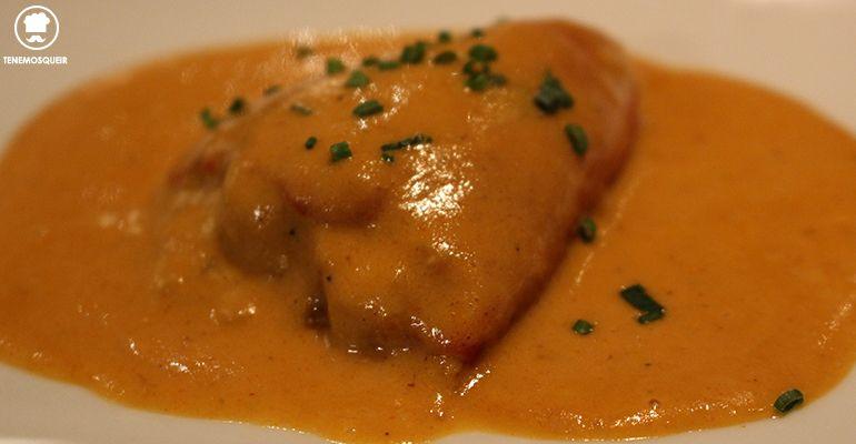 Pimiento Txangurro Restaurante More Madrid Tenemosqueir