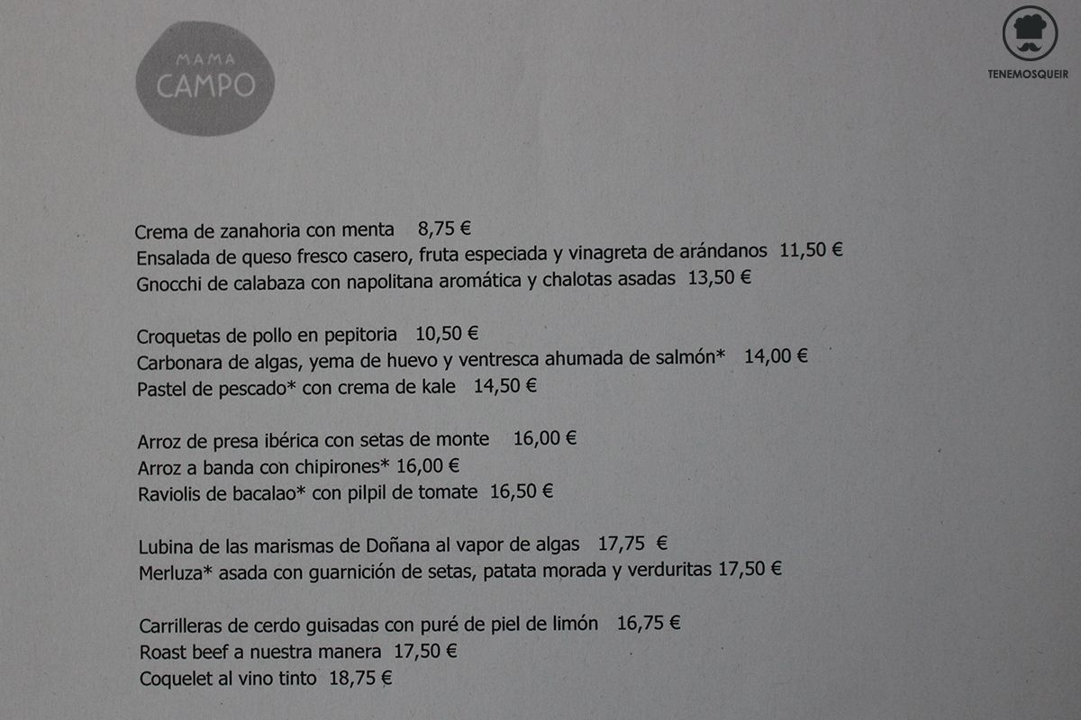 Carta Mama Campo Madrid Tenemosqueir