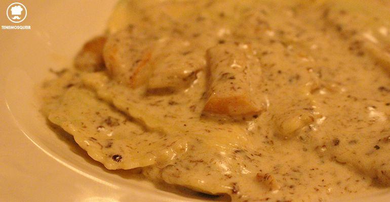 Pasta Flavia Restaurante Italiano Madrid Tenemosqueir