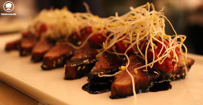 Tataki Restaurante Saporem Chueca Madrid Tenemosqueir