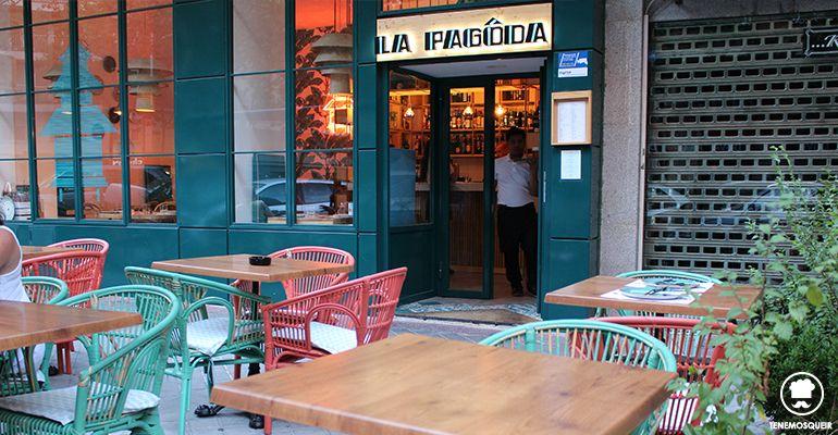 Terraza La Pagoda Restaurante Asiatico Tenemosqueir Madrid Terraza