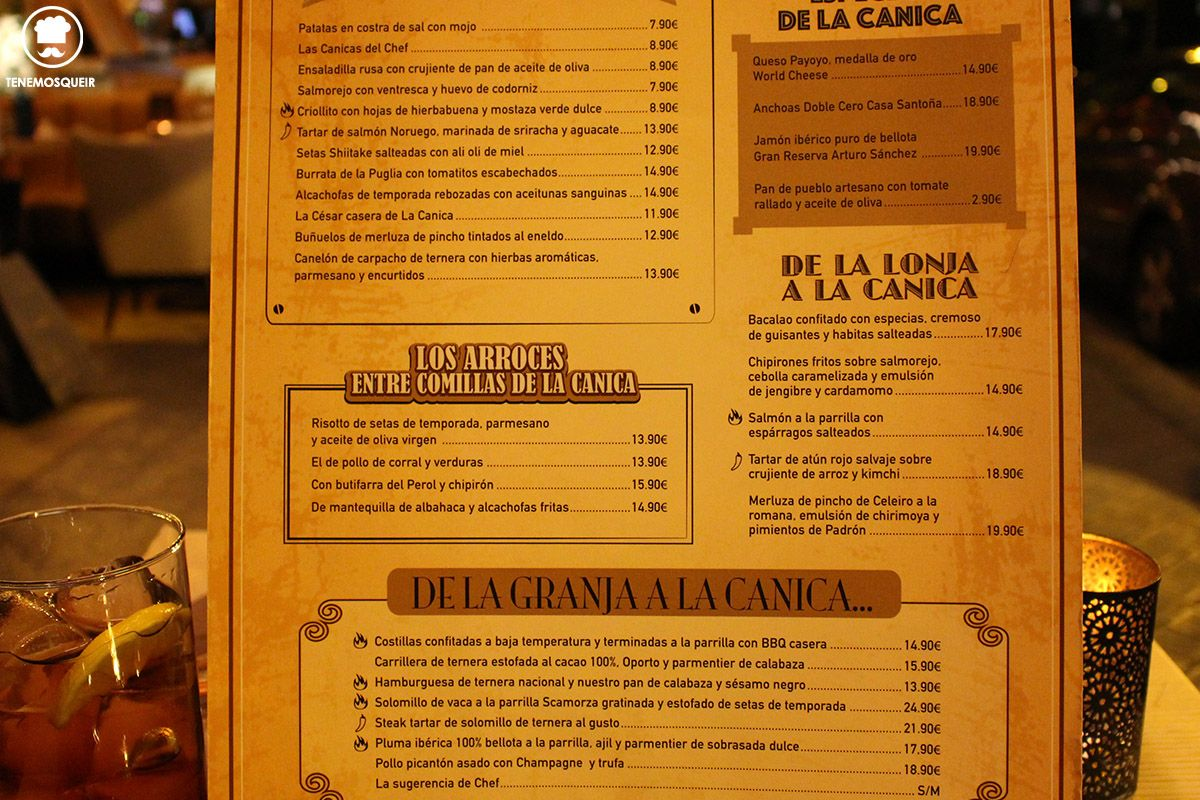 carta-la-canica-infanta-mercedes-restaurante-madrid-tenemosqueir