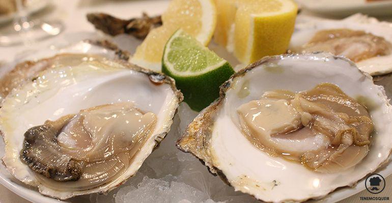 ostras-ogrelo-restaurante-gallego-tenemosqueir-madrid