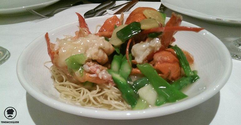 A Asia Gallery Tenemosqueir Noodles Con Bogavante