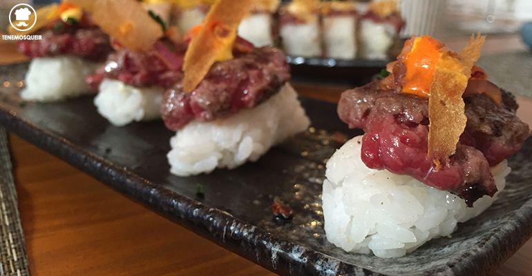 Gunkan Ronda 14 Restaurante Fusion Madrid Tenemosqueir