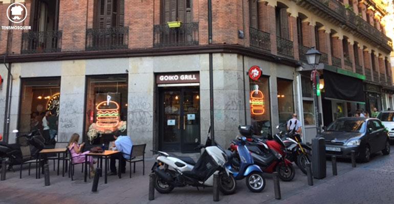Calle Pez Goiko Grill Malasana Hamburguesas Madrid Tenemosqueir