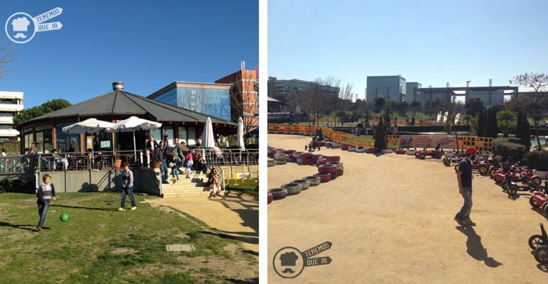 22 terrazas para disfrutar del buen tiempo en madrid - Centro comercial de la moraleja ...