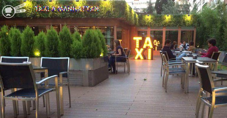 22 terrazas para disfrutar del buen tiempo en madrid for Pisos con terraza madrid
