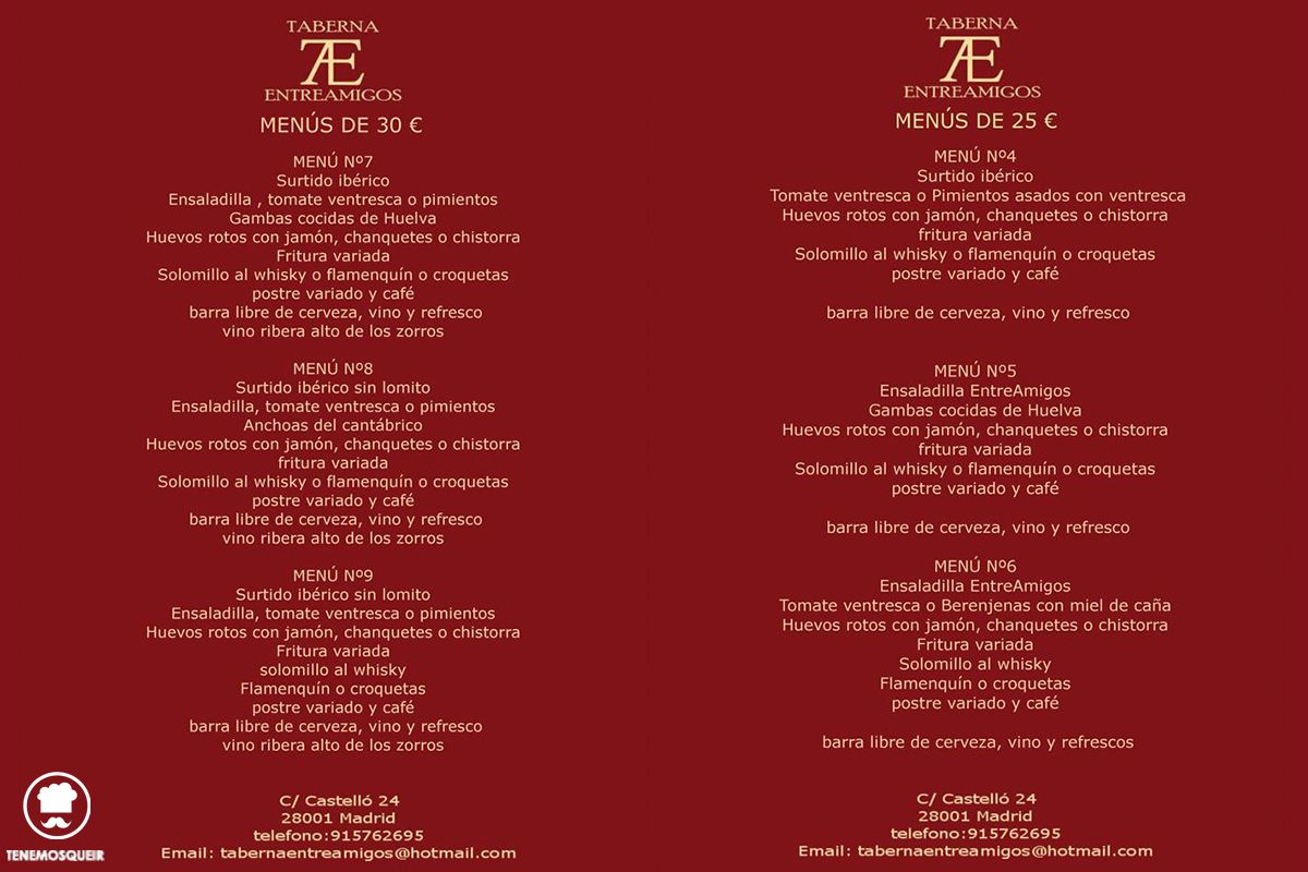 20 restaurantes para celebrar la cena de navidad tenemos que ir - Restaurante para navidad ...