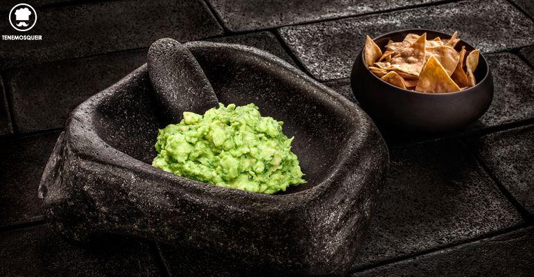 Guacamole Punto MX Restaurante Mexicano con Estrella Michelin Madrid Sala