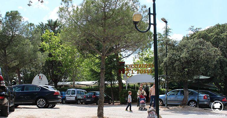 Familia El Torreon El Pardo Restaurante Madrid