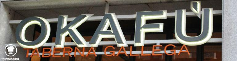 Restaurante Okafu Gallego Madrid Velazquez