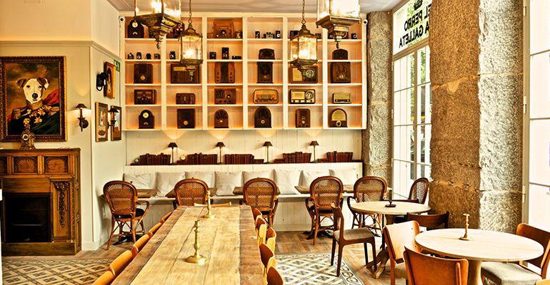 Local El Perro y la Galleta Restaurante Madrid Tenemosqueir