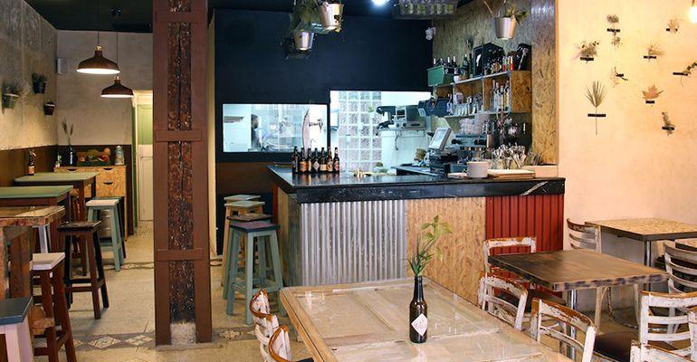 Local Restaurante Vega Vegano Madrid local