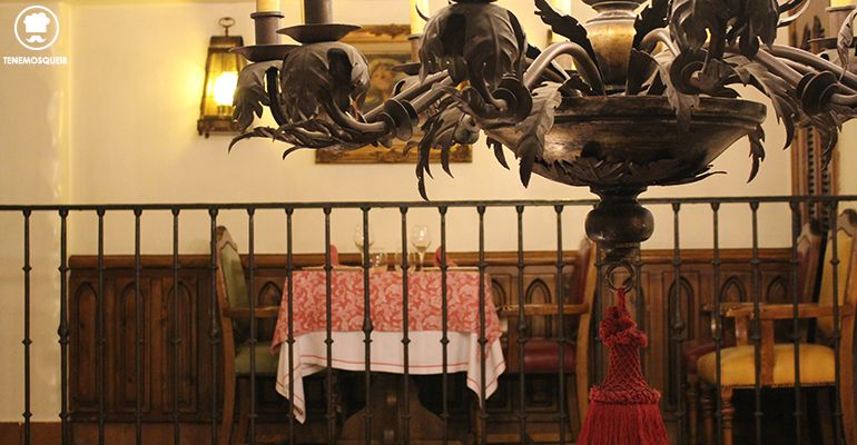 Restaurante El Asador de Aranda Cordero Madrid Tenemosqueir