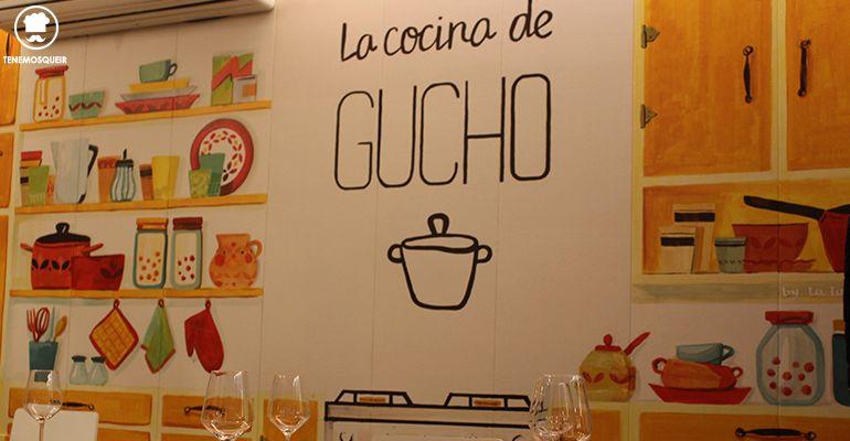 Mural Restaurante La Cocina de Gucho Madrid Tenemosqueir