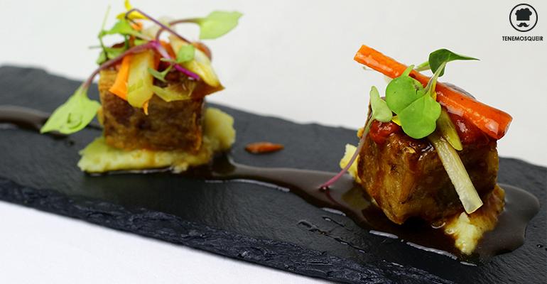 Manitas de Cerdo Restaurante Shalakabula Madrid Tenemosqueir