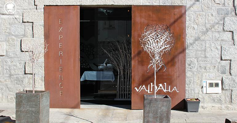 Valhalla Estrella Michelin Tenemosqueir El Escorial Madrid
