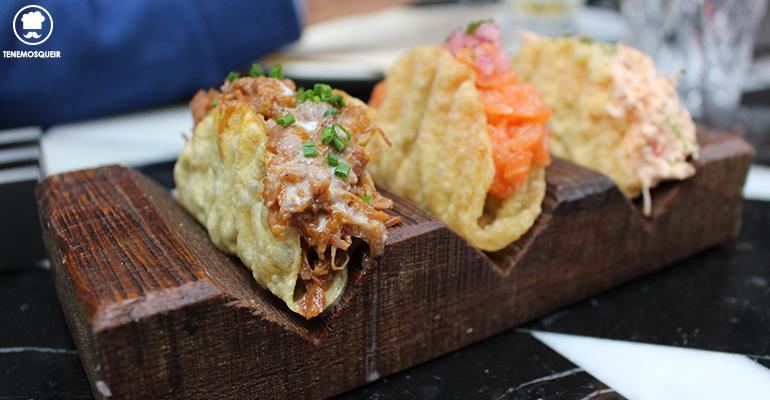 Tacos Restaurante Cow Chow Madrid Tenemosqueir