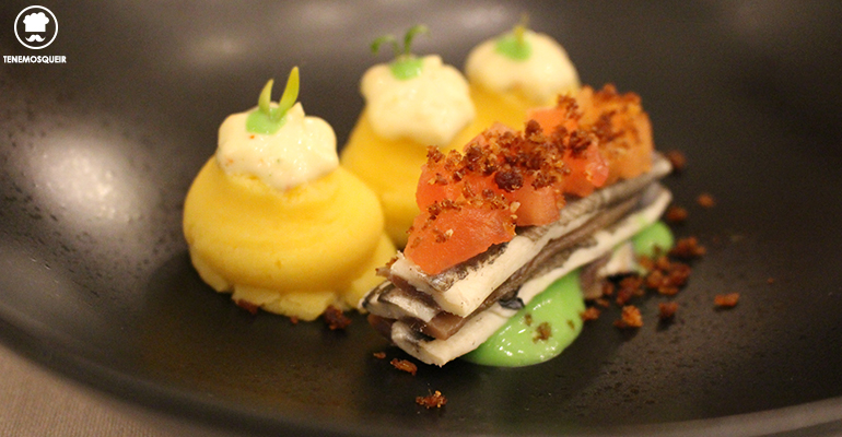 Causa Limena Restaurante Alpe Madrid Tenemosqueir