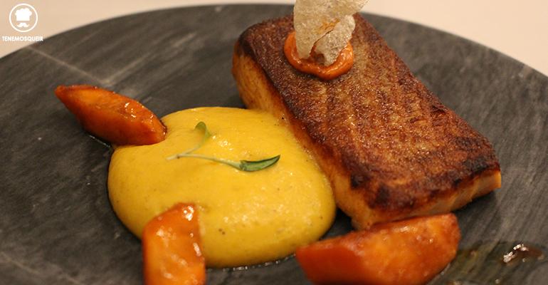Salmon Restaurante Alpe Madrid Tenemosqueir