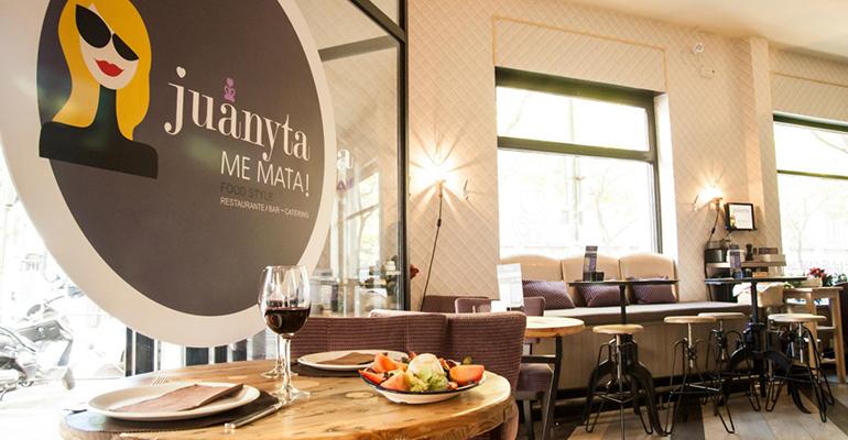 Juanyta Me Mata Restaurante Madrid Tenemosqueir