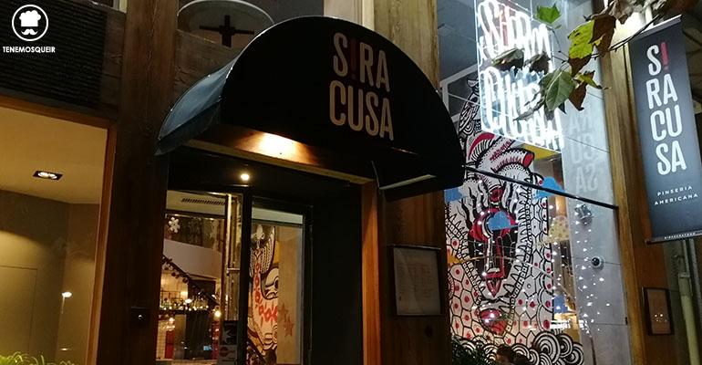 fachada Restaurante Siracusa Tenemosqueir